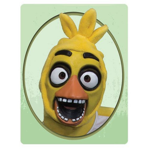 Five Nights at Freddy's - Chica 3/4 Adult Mask - Pre-Order