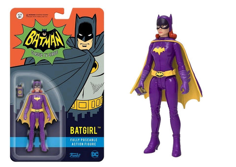 Batman (1966) - Batgirl Funko Action Figure