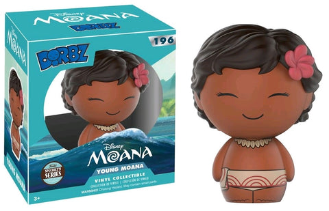 Moana - Moana Toddler Specialty Store Exclusive Dorbz - Pre-Order