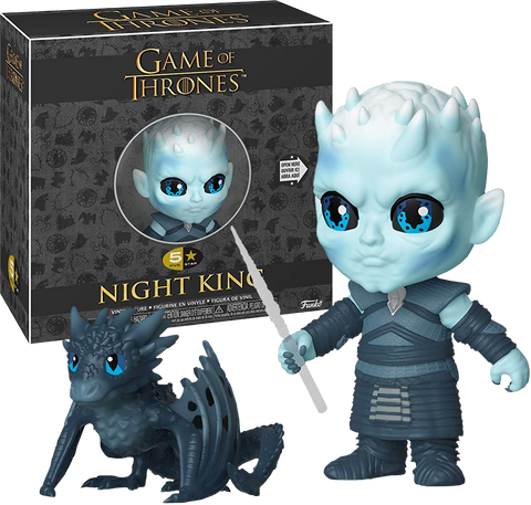 "Game of Thrones - Night King 5 Star 4"" Vinyl Figure"