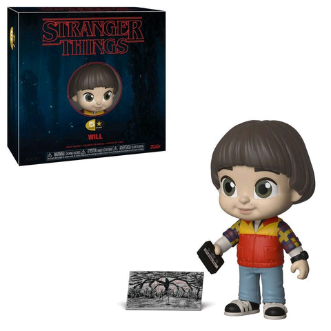 Stranger Things - Will 5-Star Vinyl Figure - Pre-Order