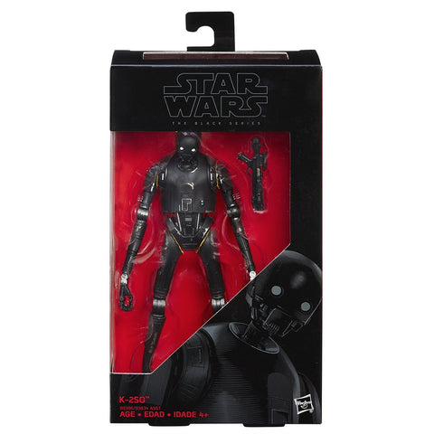 "Star Wars - The Black Series 6"" Action Figure: K-2SO"