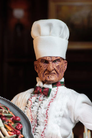 "A Nightmare on Elm Street - Chef Freddy 8"" Action Figure - Pre-Order"