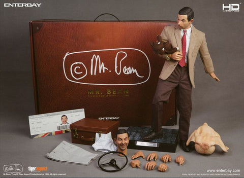 Mr. Bean - HD Masterpiece 1:4 Scale Enterbay Action Figur