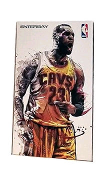 NBA - LeBron James 1:9 Scale Action Figure  - Pre-Order