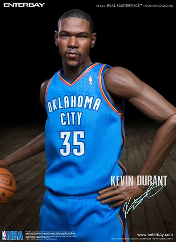 "NBA - Kevin Durant 12"" 1:6 Scale Action Figure"