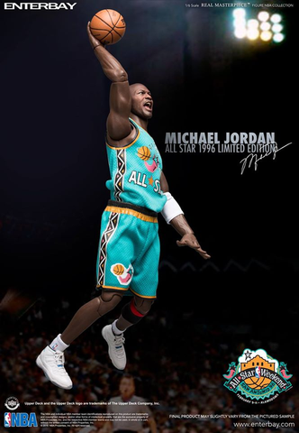 NBA - Michael Jordan All Star Game 1996 1:6 Scale Action Figure
