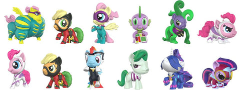 My Little Pony - Series 4 Power Ponies Hot Topic Exclusive Mystery Mini Blind Box Case of 12 Figures