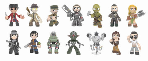 Fallout 4 - Hot Topic Exclusive Mystery Mini Blind Box Case of 12 Figures