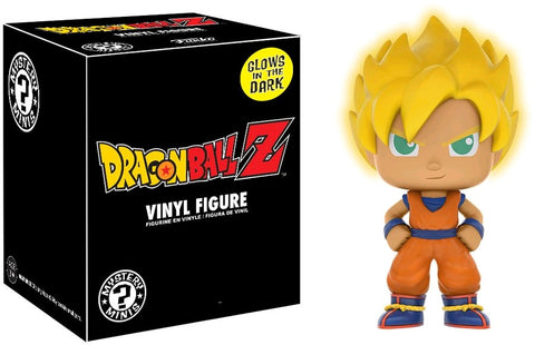 Dragon Ball Z - Goku Glow US Exclusive Mystery Mini