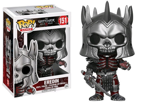 The Witcher 3: Wild Hunt - Eredin Pop! Vinyl Figure