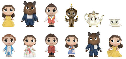 Beauty & the Beast (2017) - Mystery Minis Hot Topic Exclusive Blind Box - Pre-Order