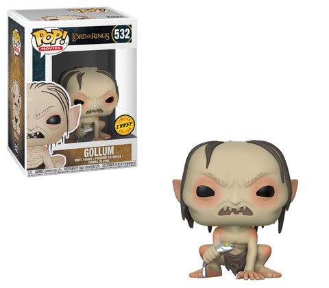 Lord of the Rings - Gollum Pop! Vinyl Figure (With Chance Of A Chase Variant) - Pre-Order