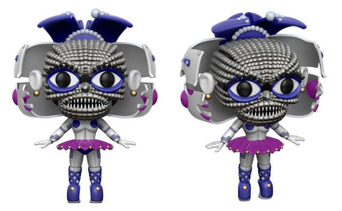 Five Nights at Freddy's: Sister Location - Ballora Pop! Vinyl Figure - Pre-Order
