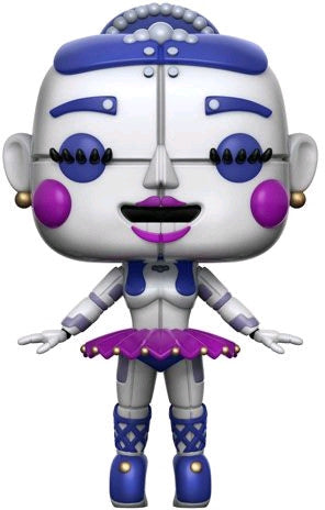 Five Nights at Freddy's: Sister Location - Ballora Pop! Vinyl Figure: Case of 6 with Chase - Pre-Order