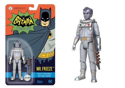 Batman (1966) - Mr Freeze Funko Action Figure