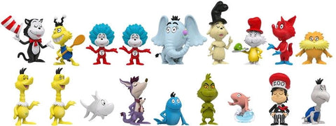 Dr Seuss - Mystery Minis: Barnes & Noble Exclusive Blind Boxes