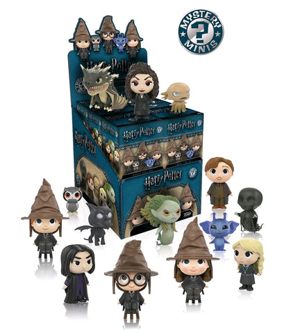 Harry Potter - Series 2 Barnes & Noble Exclusive Mystery Mini Blind Box Case of 12 Figures