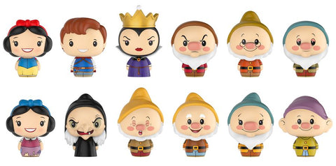Snow White and the Seven Dwarfs - Case of 24 Pint Sized Heroes Blind Bags - Pre-Order