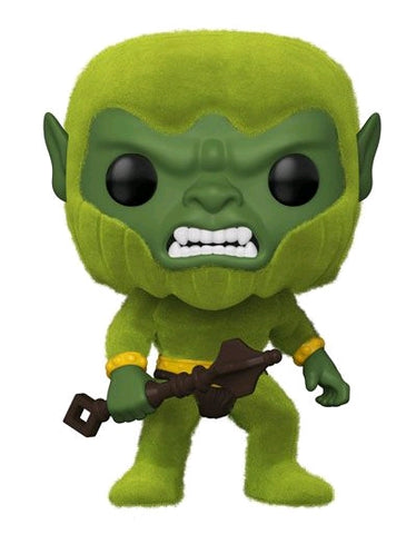 Masters of the Universe - Moss Man Flocked Pop! Vinyl Figure - Pre-Order