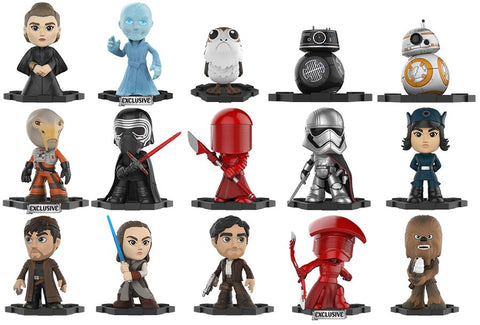 Star Wars Episode VIII: The Last Jedi - Walgreens US Exclusive Mystery Minis - Case of 12 Blind Boxes - Pre-Order