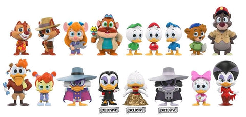 Disney: Disney Afternoons - Hot Topic Exclusive Mystery Minis Figure Blind Box