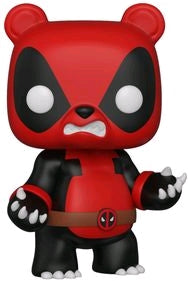 Deadpool - Pandapool Pop! Vinyl Figure: Case of 6 with A Chase - Pre-Order