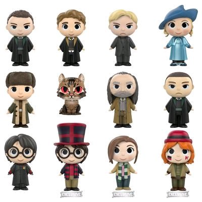 Harry Potter - Series 3 Target Exclusive Mystery Minis: Case Of 12 Blind Boxes - Pre-Order