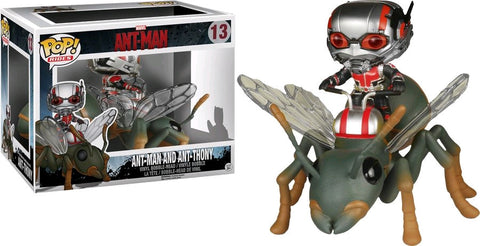 Ant-Man - Ant-Man with Ant-thony Pop! Vinyl Figure Ride