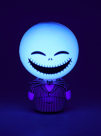 The Nightmare Before Christmas - Jack Skellington Glow Dorbz Vinyl Figure - Pre-Order