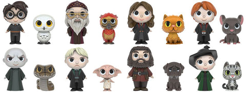 Harry Potter - Mystery Mini Blind Box Case of 12 Figures