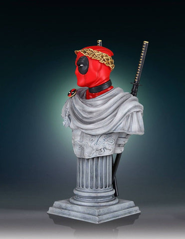 "Deadpool - Caesar Deadpool 7"" Mini Bust"