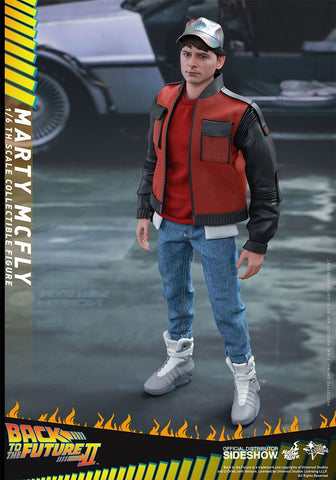 "Back to the Future 2 - Marty McFly 12"" 1:6 Scale Action Figure - Pre-Order"