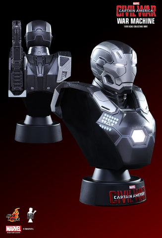 Captain America: Civil War - War Machine Mark III 1:6 Scale Bust