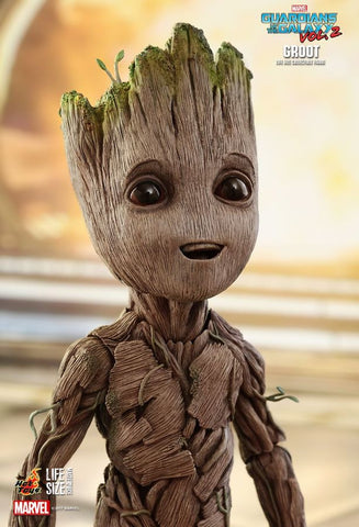 Guardians of the Galaxy: Vol. 2 - Groot Life Size Action Figure - Pre-Order