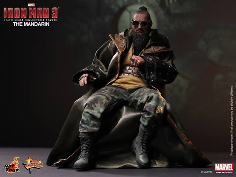 Iron Man 3 - The Mandarin 1:6 Scale Action Figure