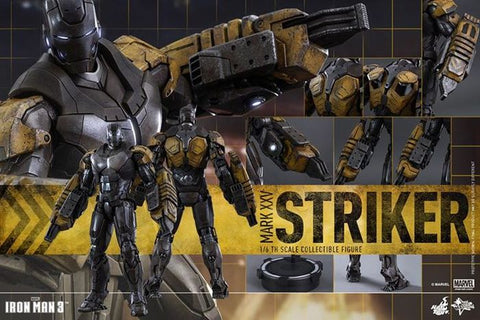 Iron Man 3 - Mark XXV Striker 1:6 Scale Action Figure