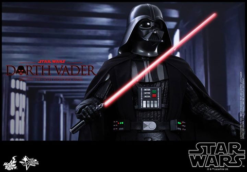 Star Wars - Darth Vader Episode IV A New Hope 1:6 Scale Action Figure - Pre-Order