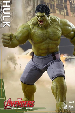 Avengers: Age of Ultron - Hulk Deluxe 1:6 Scale Action Figure