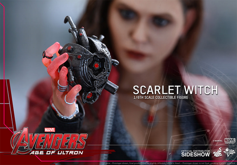Avengers: Age of Ultron - Scarlet Witch 1:6 Scale Action Figure