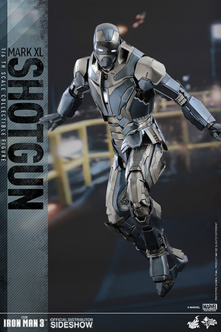 "Iron Man 3 - Mark XL Shotgun 12"" 1:6 Scale Action Figure"