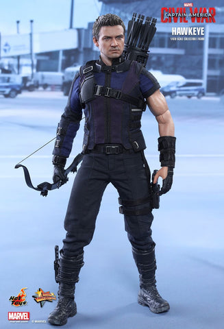 "Captain America: Civil War - Hawkeye 12"" 1:6 Scale Action Figure"