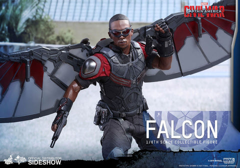 "Captain America: Civil War - Falcon 12"" 1:6 Scale Action Figure"