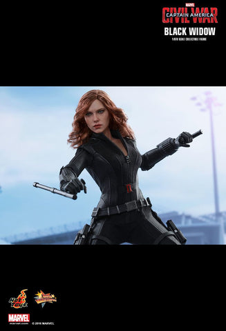 "Captain America: Civil War - Black Widow 12"" 1:6 Scale Action Figure"