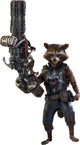 "Guardians of the Galaxy: Vol. 2 - Rocket Deluxe 12"" 1:6 Scale Action Figure - Pre-Order"
