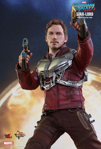 "Guardians of the Galaxy: Vol. 2 - Star-Lord 12"" 1:6 Scale Action Figure"
