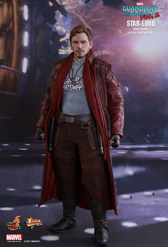 "Guardians of the Galaxy: Vol. 2 - Star-Lord Deluxe 12"" 1:6 Scale Action Figure"
