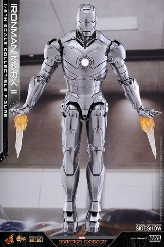 "Iron Man - Mark 2 Diecast 12"" 1:6 Scale Action Figure - Pre-Order"