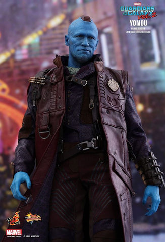 "Guardians of the Galaxy: Vol. 2 - Yondu Deluxe Version 12"" 1:6 Scale Action Figure - Pre-Order"