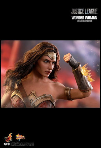 "Justice League (2017) - Wonder Woman 12"" 1:6 Scale Action Figure - Pre-Order"